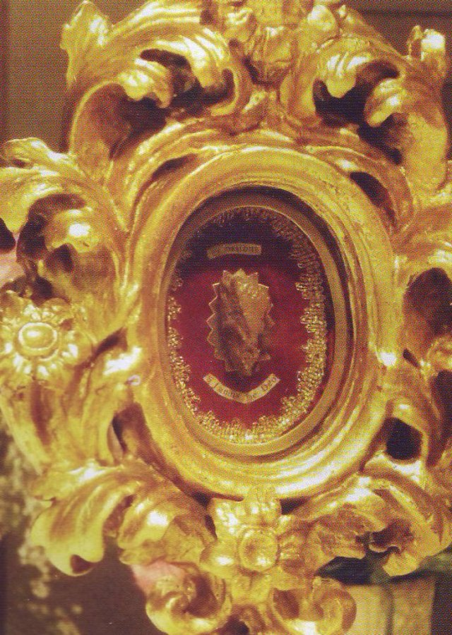 San Giovanni di Dio - Reliquia