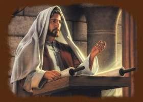 Gesù spiega le Scritture