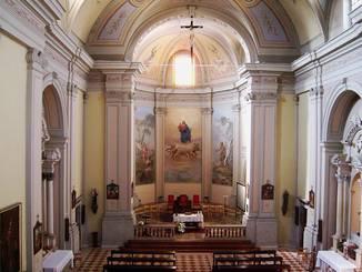 Cervignano del Friuli - Vecchia Parrocchiale San Michele 01
