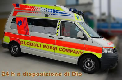Globuli Rossi company - Pronto soccorso