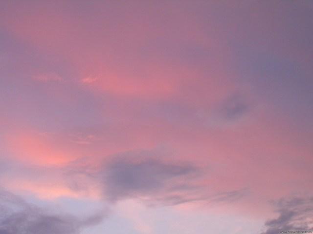 cielo roseo