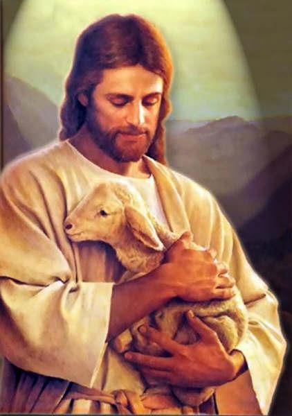 Gesù  buon-pastore