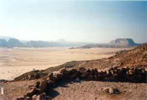 Sinai - Oreb -deserto