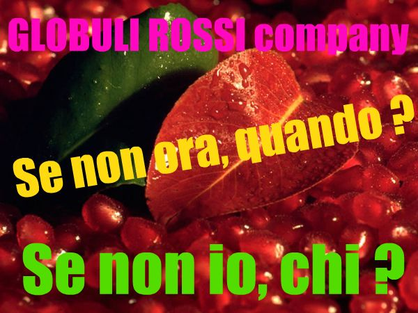 Globuli Rossi company