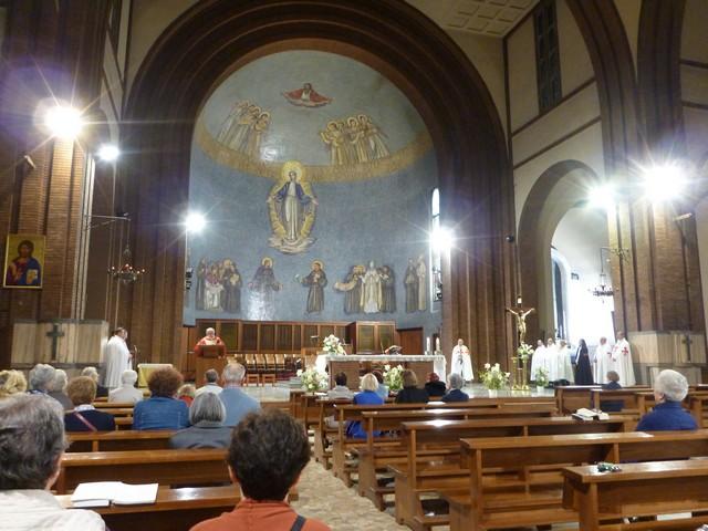 Chiesa dell'Immacolata e sant'Antonio - Milano 01