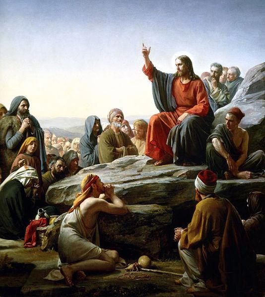 Gesù - Beati cioè Felici - Bloch-SermonOnTheMount