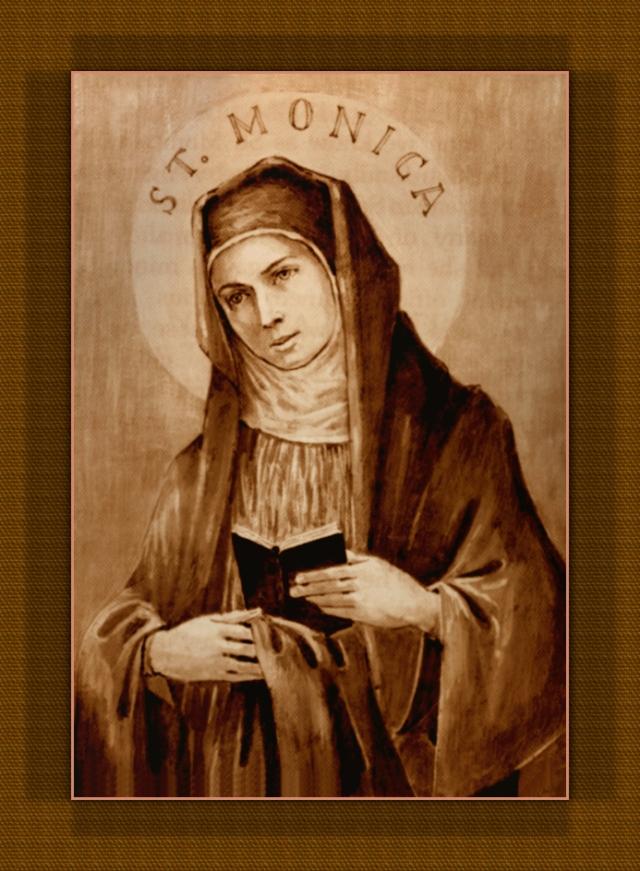 Santa Monica madre di Agostino