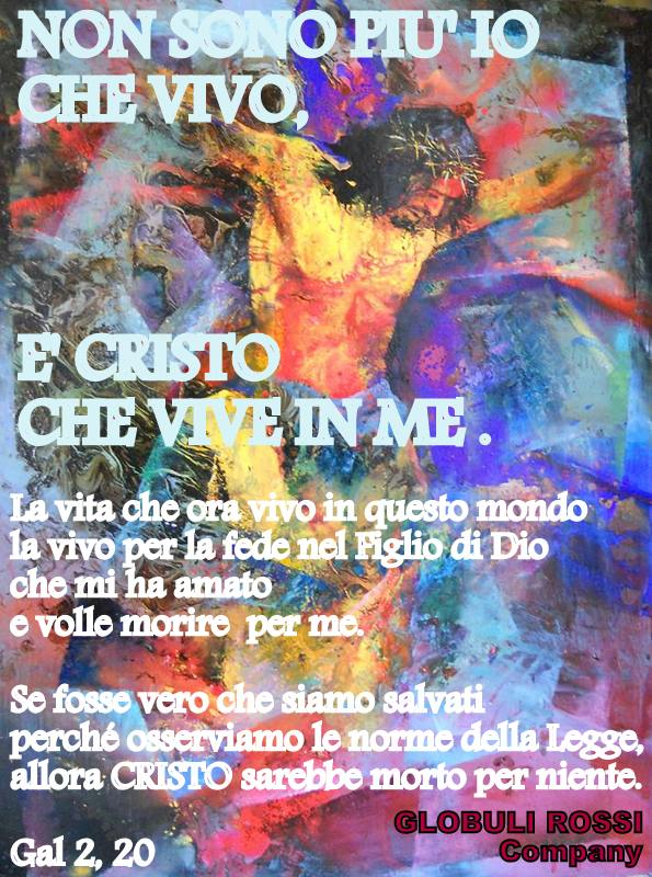 1-Crocifisso - Vittorio Angini 2