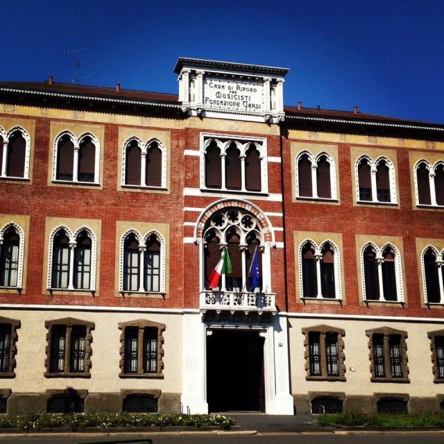 Casa Verdi - Milano 01