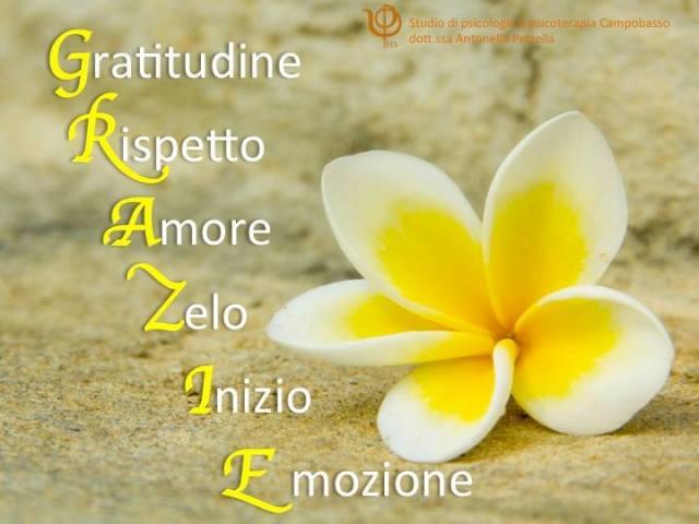 GRAZIE - Antonella