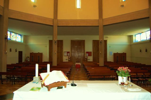Silvia Santa Rita - Spoleto - altare