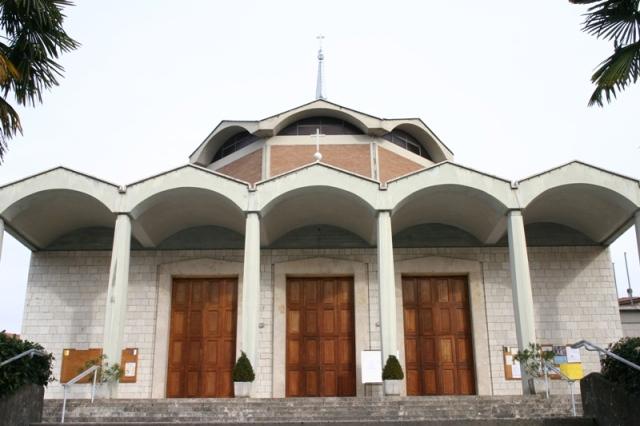 Spoleto - chiesa di s. rita