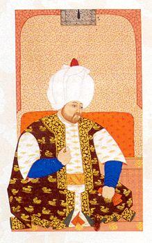 Solimano II - sultano 02jpg