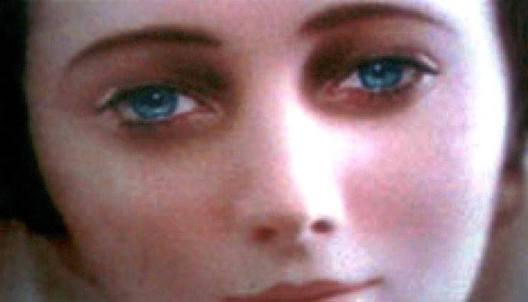 Santa Maria dagl'occhi azzurri di Cielo