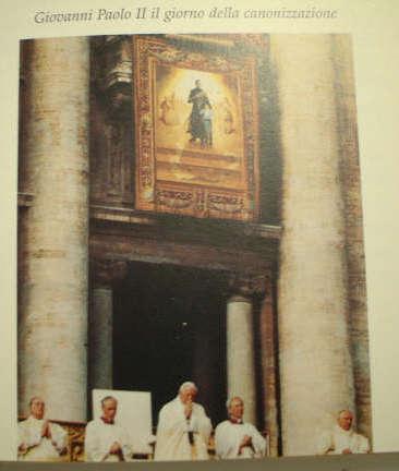 Canonizzazione di San Riccardo Pampuri