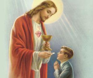 Eucaristia - Prima comunione