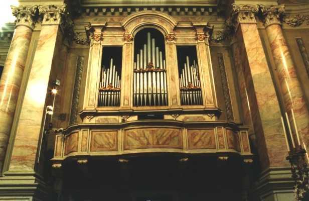gussago - organo