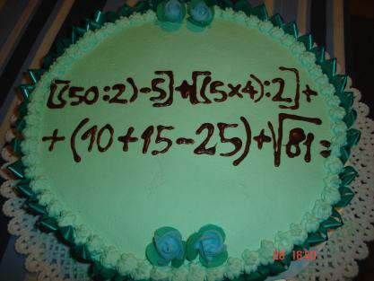 Torta matematica