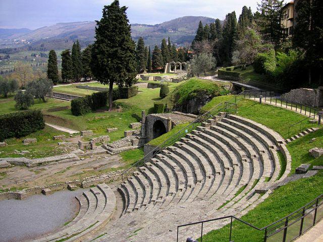 Florenz-Fiesole_Theater