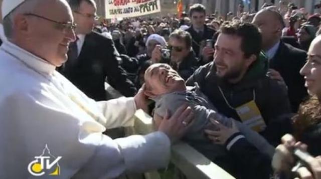 Papa Francesco_malato