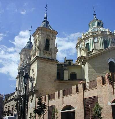 Basilica di San Giovanni di Dio - Granada