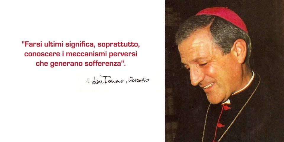 Favoloso IL MISTERO DELLA SOFFERENZA – Don Tonino Bello vescovo   GLOBULI  BA88