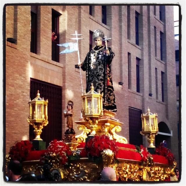 San Giovanni di Dio in processione