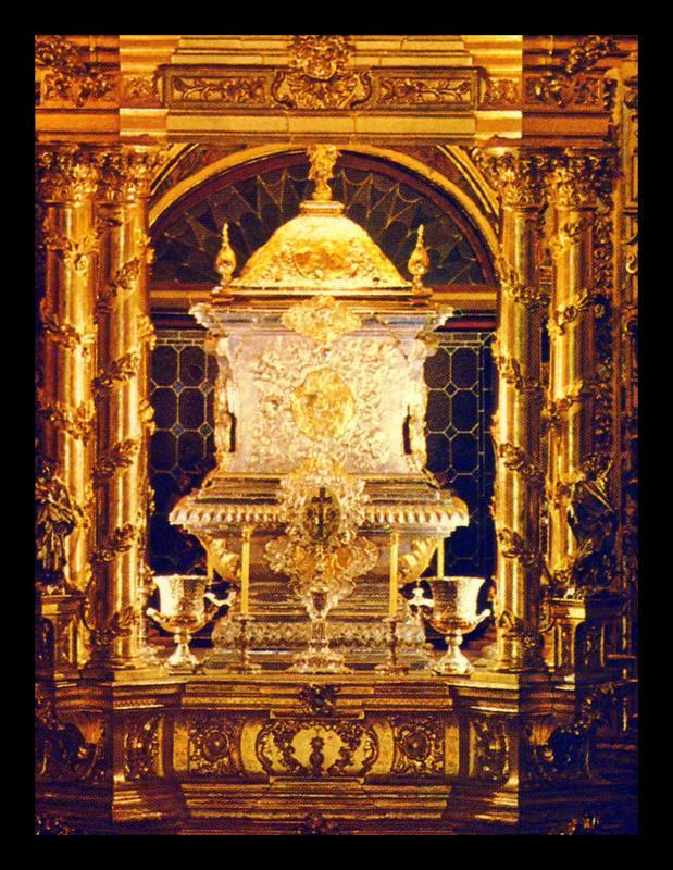 San Giovanni di Dio - Urna