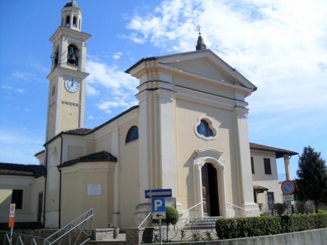 Monte Cremasco - Chiesa Parrocchiale