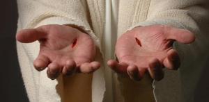 Gesù - Le mani del Crocifisso Risorto