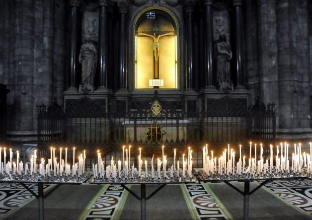 Crocifisso Duomo di Milano