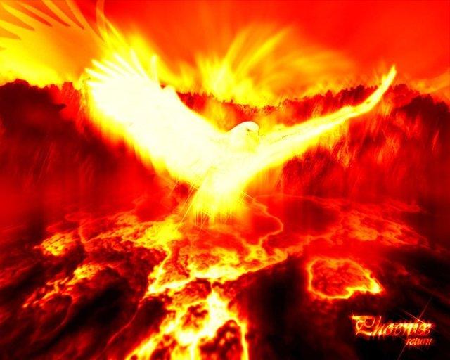 spirito santo. fuoco