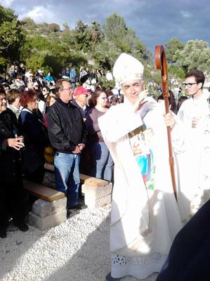 Antonio Stagliano vescovo