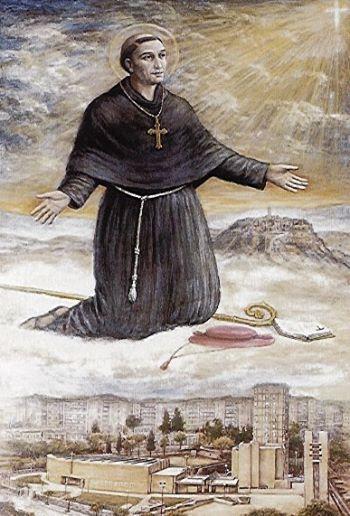 San Bonaventura da  Bagnoregio