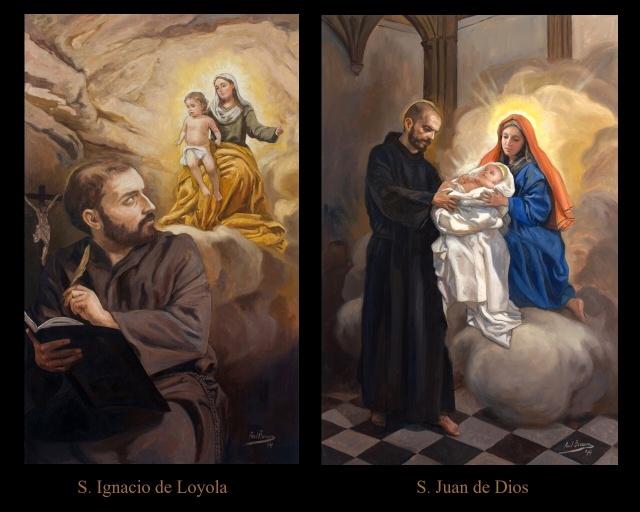 San Giovanni di Dio - Raúl Berzosa