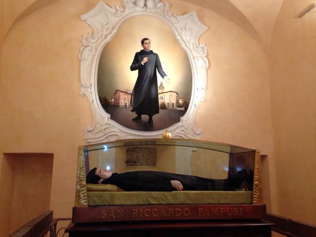 San Riccardo Pampuri - Trivolziio