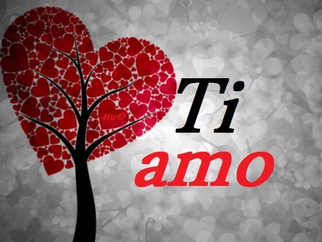 amore-ti amo