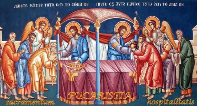 Eucaristia Sacramentum Hospitalitatis