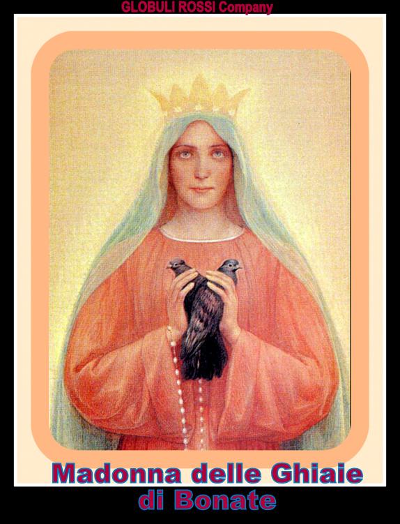 Madonna delle Ghiaie di Bonate