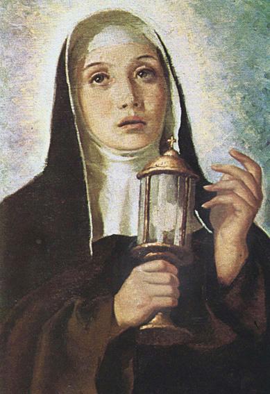 Santa Chiara d' Assisi