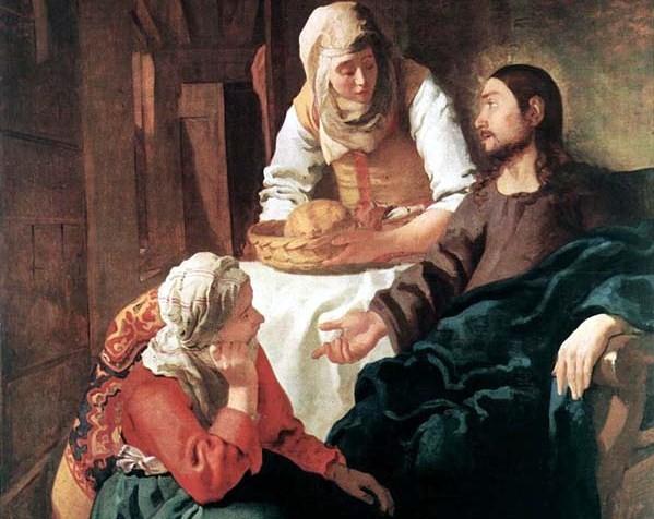 santa marta e maria