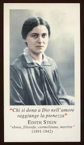 Santa Teresa Benedetta della Croce 3