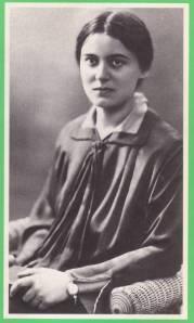 Edith Stein - Teresa Benedetta della Croce