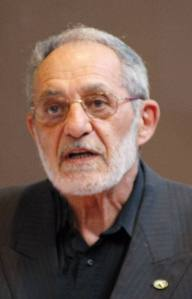Padre Marcello Storgato sx