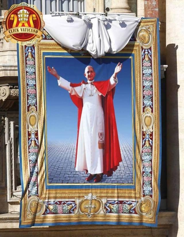 Paolo VI beatificazione