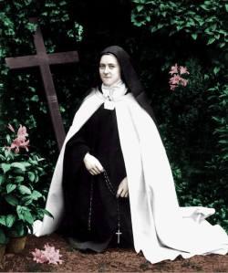 Santa Teresa di Gesù Bambino 3