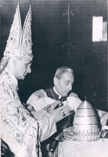Tiara di Paolo VI