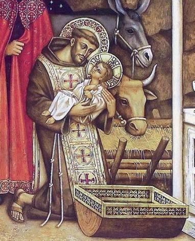 San Francesco_piero_casentini_presepio_di_greccio