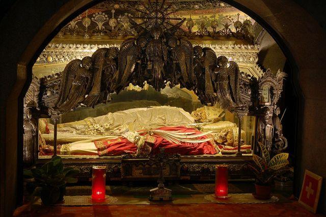 Sant'Ambrrogio - Urna