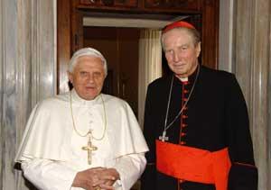 Benedetto XVI e Carlo Maria Martini
